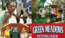 Green Meadows Farm-Get One Admission for $11 to Green Meadows Petting Farm in Kissimmee ($23 Value)