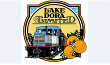 Lake Dora Limited Train-All aboard!  Ride the Historic Lake Dora Limited Train for only $9 ($18 value)