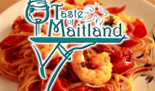 Taste of Maitland-$25 Admission to Taste of Maitland for only $12