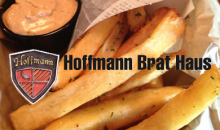Hoffmann Brat Haus-$6 for $12 Worth of Food & Beverage at Hoffmann Brat Haus