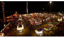 Space Coast Spring Fair-Free Family Four Pack - (4) Admission and Ride tickets at Space Coast Spring Fair Monday Apr 21st