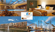 Champions World - Orlando - Casablanca Expres-$49 - 2 Nights at Champions World Resort in Orlando + $40 Gift Cert. to Planet Hollywood restaurant