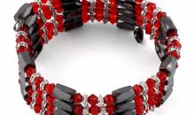 Desmond-Graham Enterprises-Magnetic Genuine Hematite Bracelet Necklace Starting at Only $10