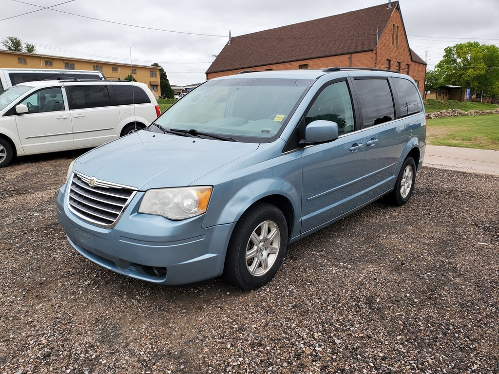 image-0 2008 Chrysler TOWN & COUNTRY TOURING