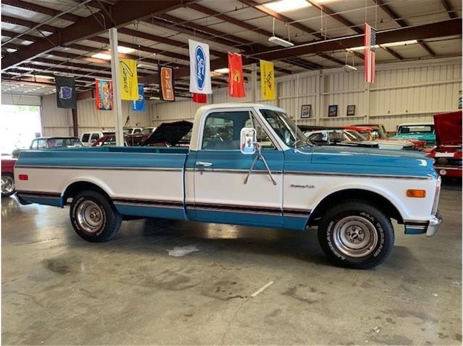 image-4 1971 Chevrolet c10