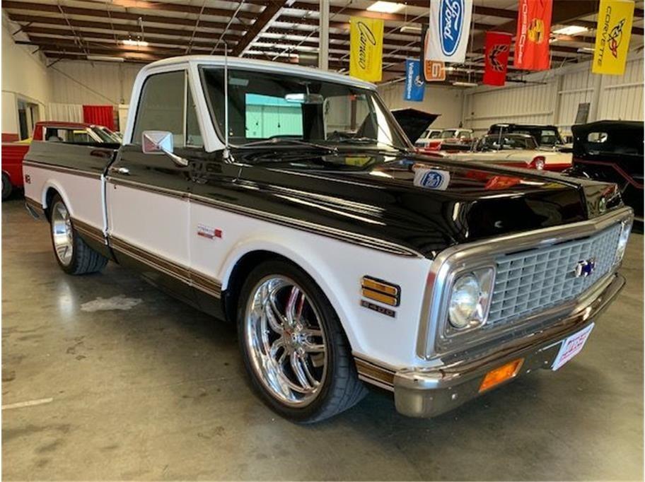 image-0 1971 Chevrolet C10