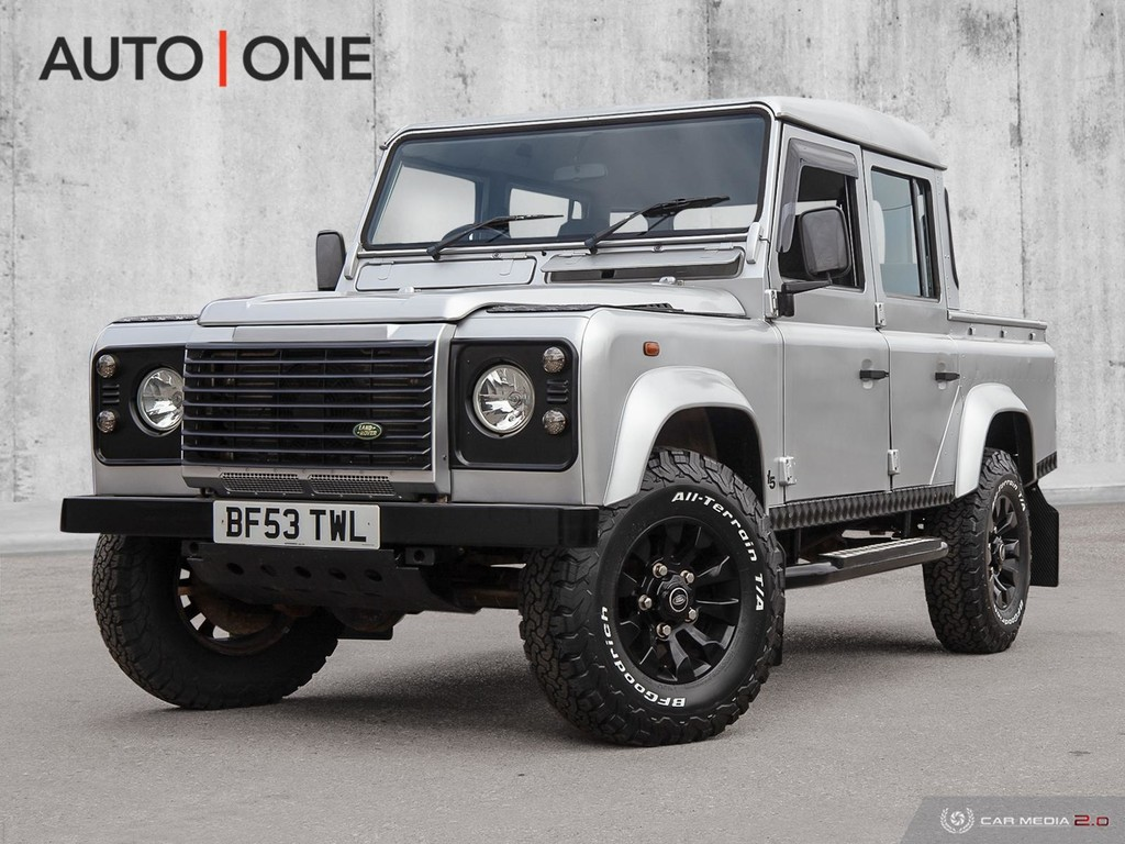 Land Rover Unlisted Item