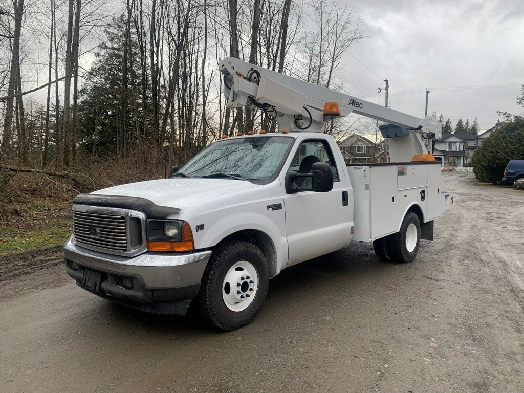 image-0 1999 Ford F-350