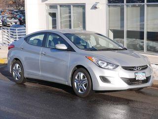 Thumbnail - 2012 Hyundai Elantra