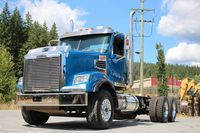 2018 Freightliner 122SD Day Cab Tandem