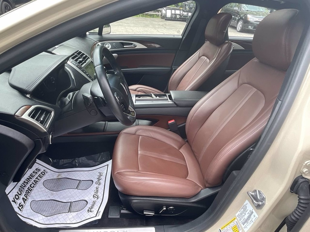 image-4 2018 Lincoln MKZ