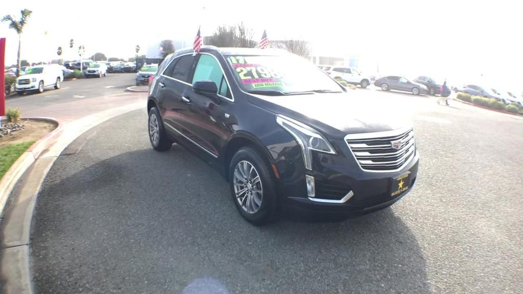 2017 Cadillac XT5 Luxury Sport Utility