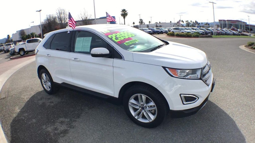 2018 Ford Edge SEL Sport Utility