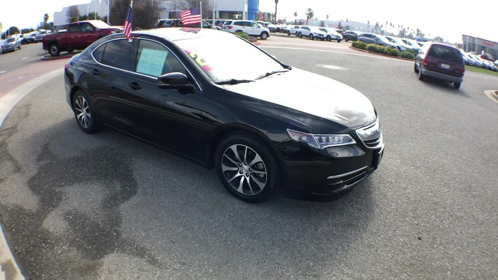 2017 Acura TLX 2.4 w/Technology Pkg Sedan