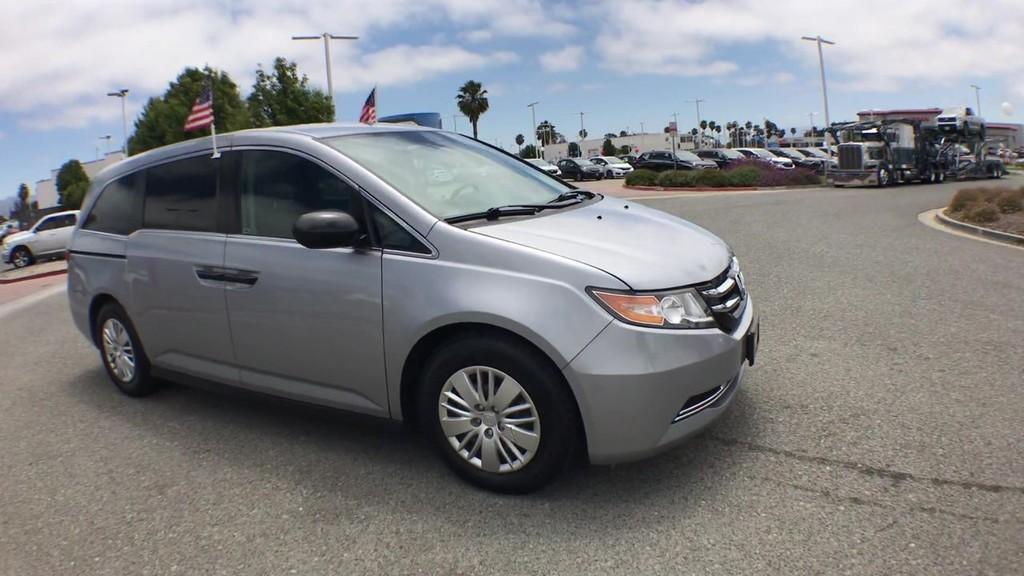 2016 Honda Odyssey LX Minivan
