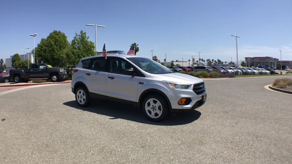 2017 Ford Escape S Sport Utility