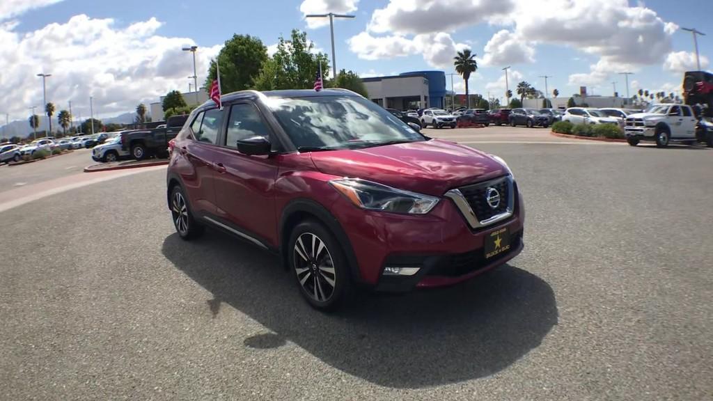 2019 Nissan Kicks SR Sport Utility