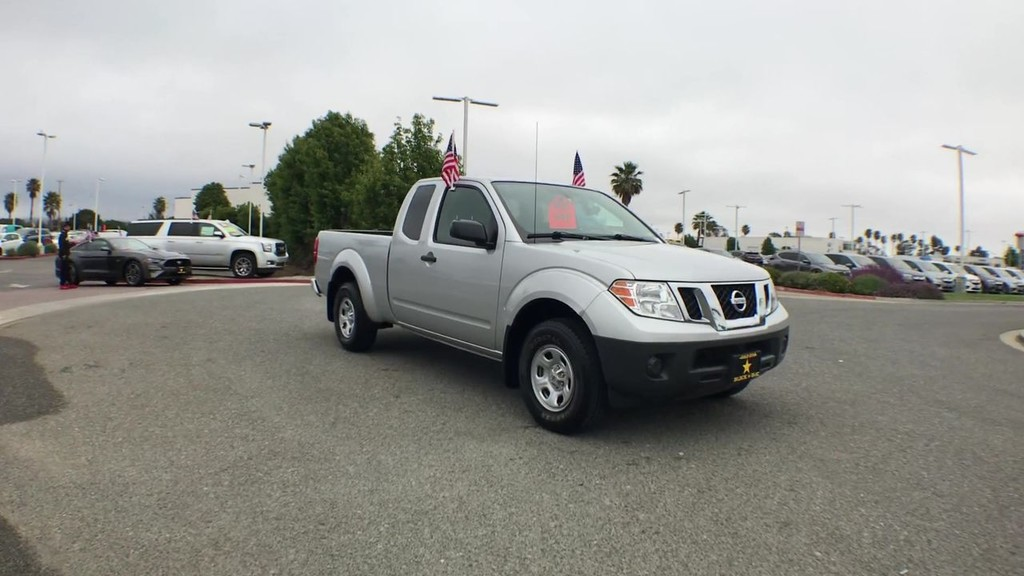 2019 Nissan Frontier King Cab S Pickup 6 ft