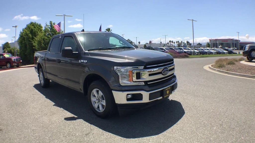 2019 Ford F-150 XLT Pickup 5 1/2 ft
