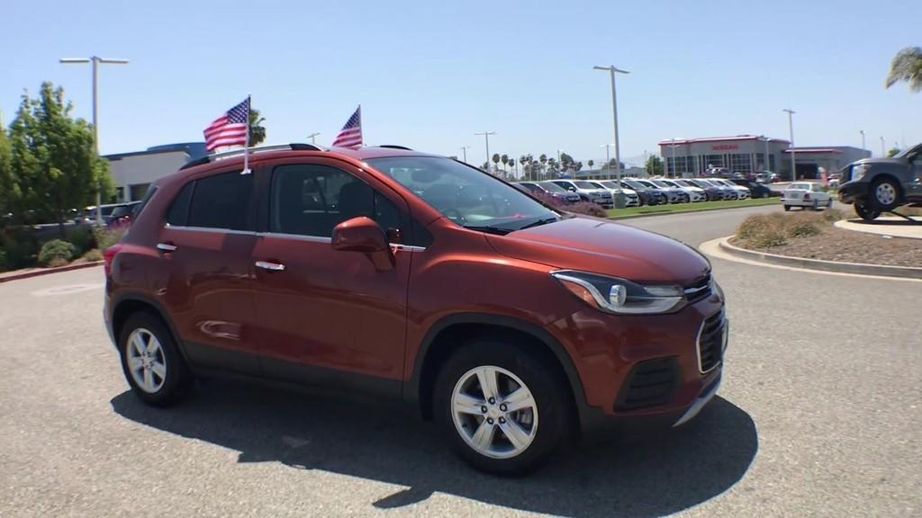 2019 Chevrolet Trax LT Sport Utility