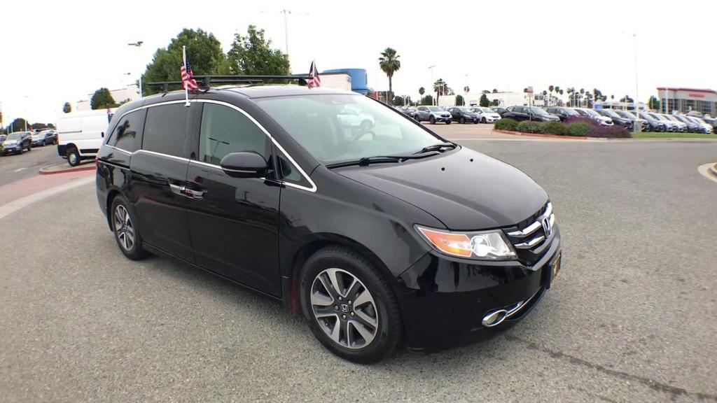 2016 Honda Odyssey Touring Elite Minivan