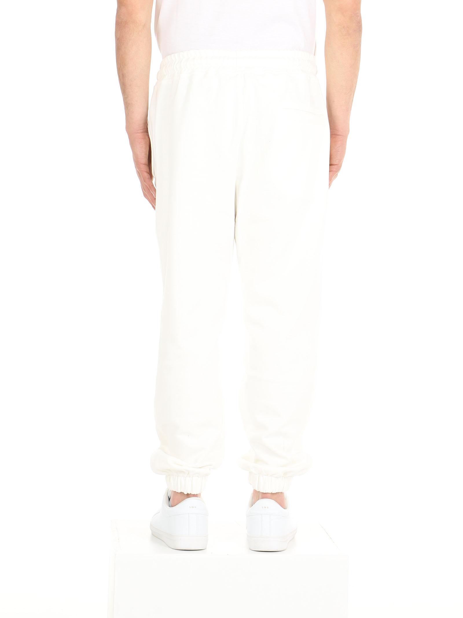 Panta felpa oversize De Lamp | Pantaloni | DL21 07063PANNA