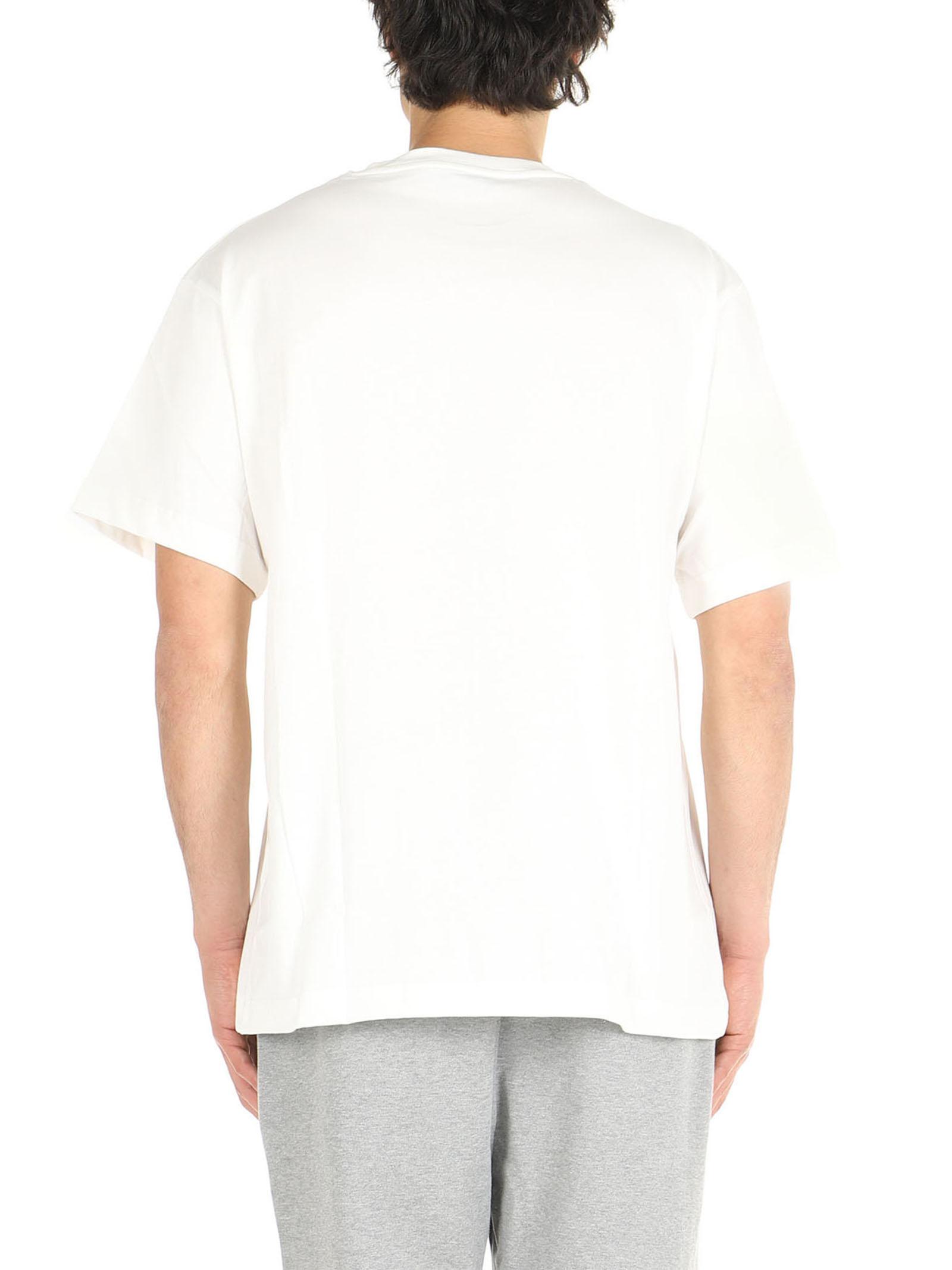 T-Shirt oversize De Lamp | T-Shirt | DL21 08167BIANCO