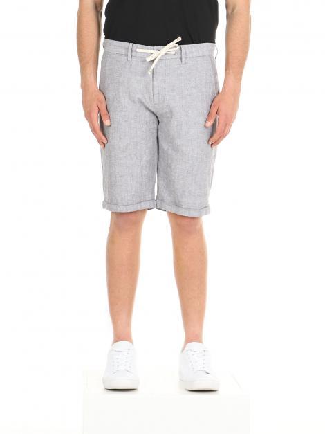 Shorts con coulisse De Lamp | Shorts | DL21 01018GRIGIO