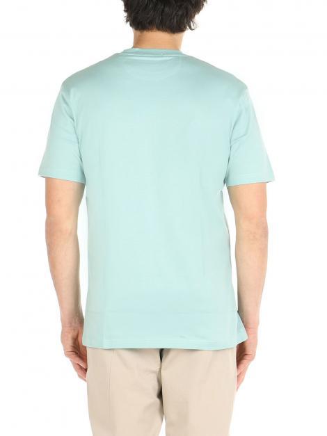 T-Shirt cotone mercerizzato De Lamp | T-Shirt | DL21 08034POLVERE