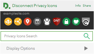 Disconnect Search