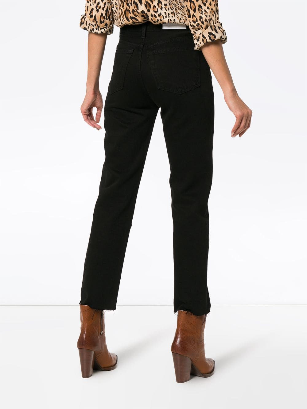 RE/DONE Jeans RE/DONE | Jeans | 1843WSTV27BLK