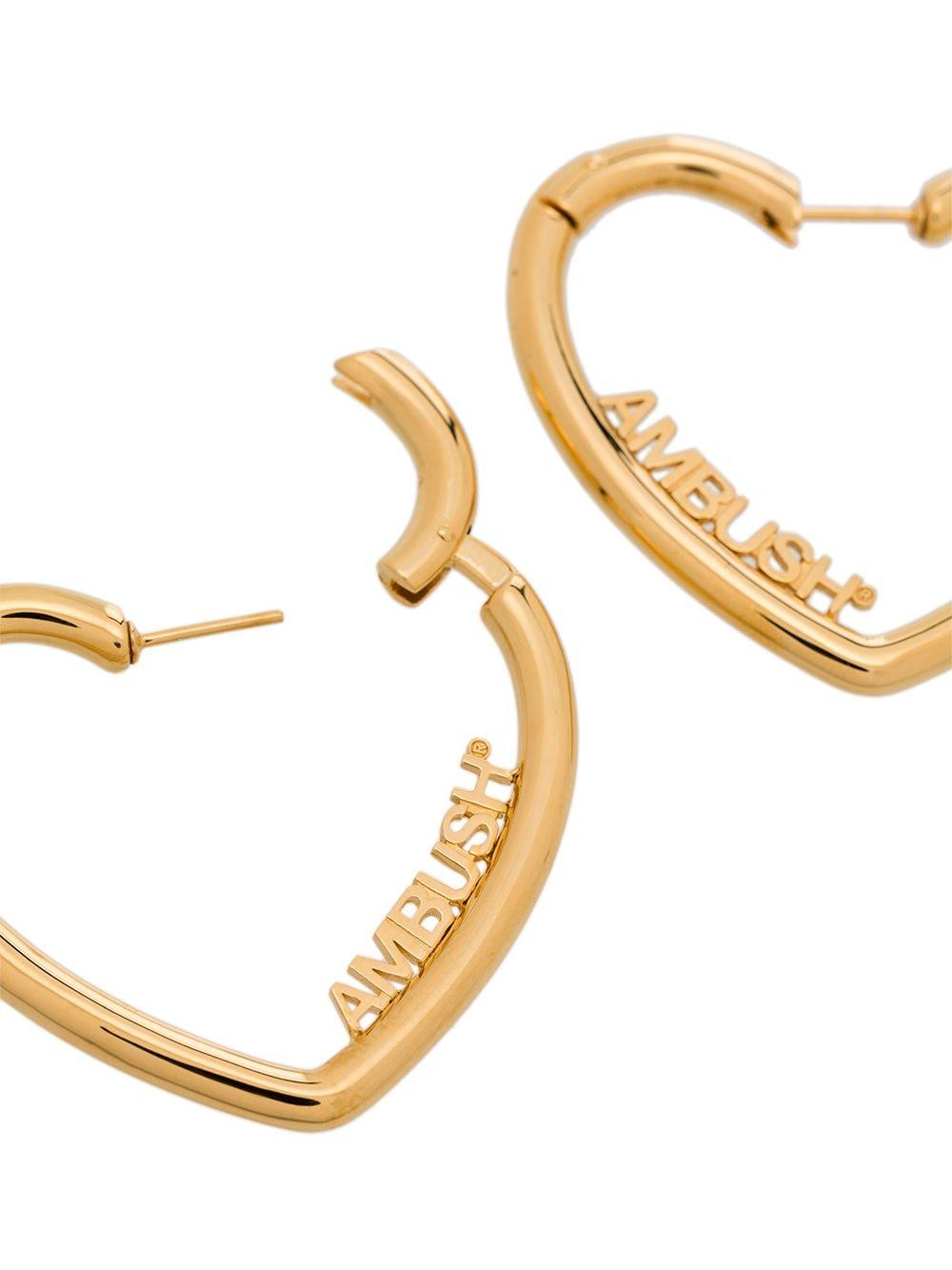 AMBUSH AMBUSH | Earrings | BMOD006F20MET0017676