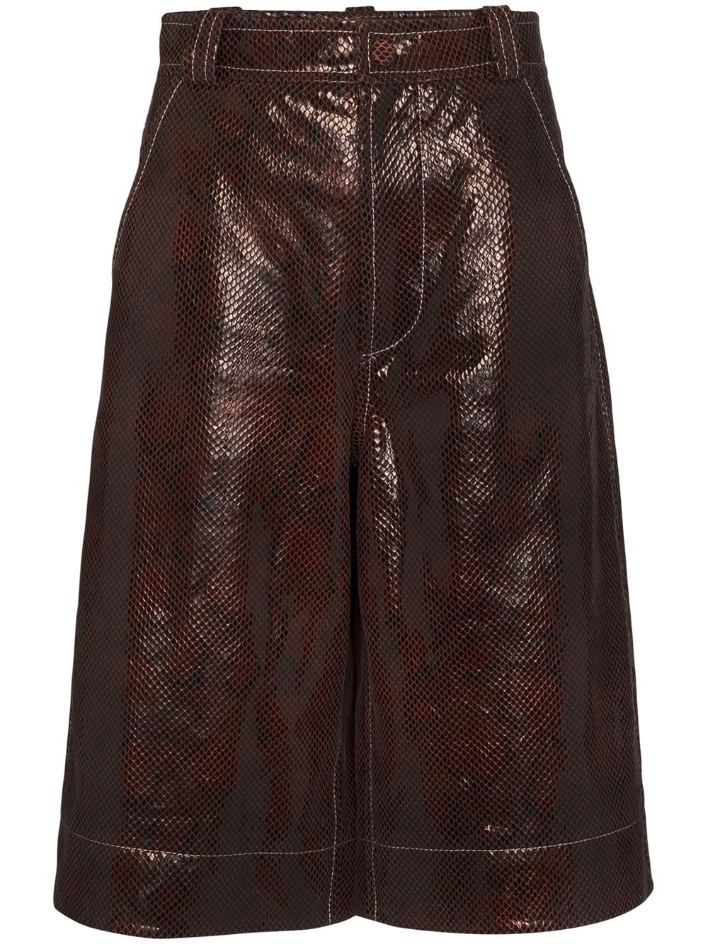 GANNI GANNI | Shorts | F4526927