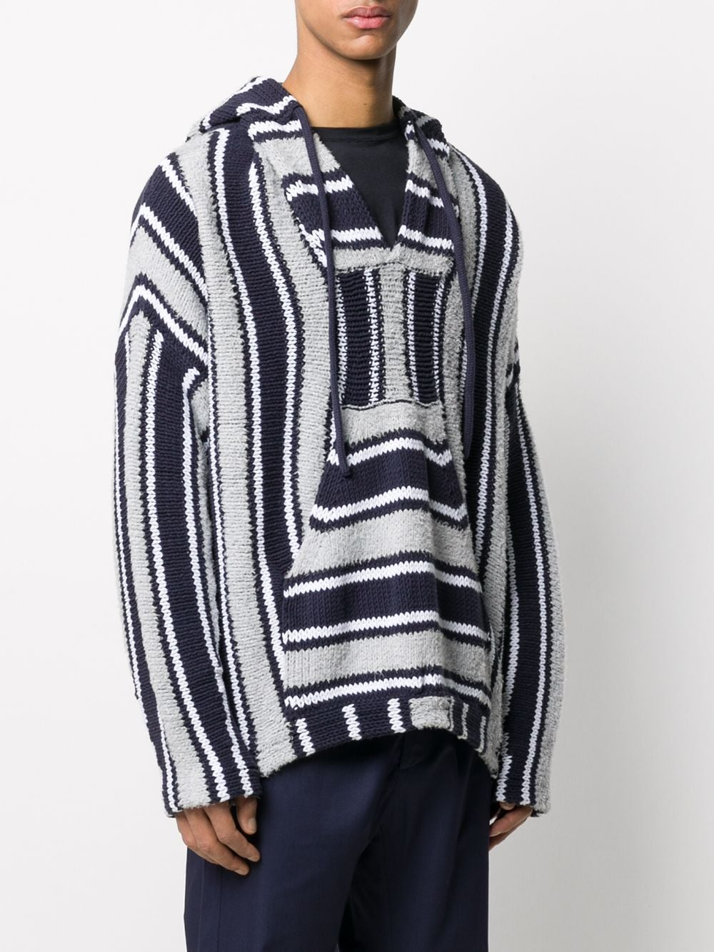 MAISON FLANEUR Hoodie MAISON FLANEUR   Sweaters   20SMUSW410FE039DRKBL