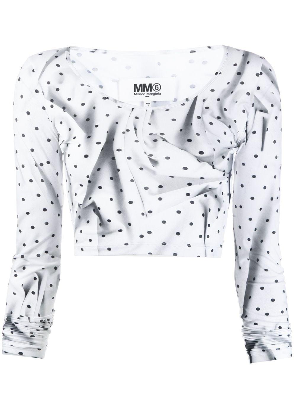 MM6 MAISON MARGIELA Top MM6 MAISON MARGIELA   Top   S32NC0621S23640001S