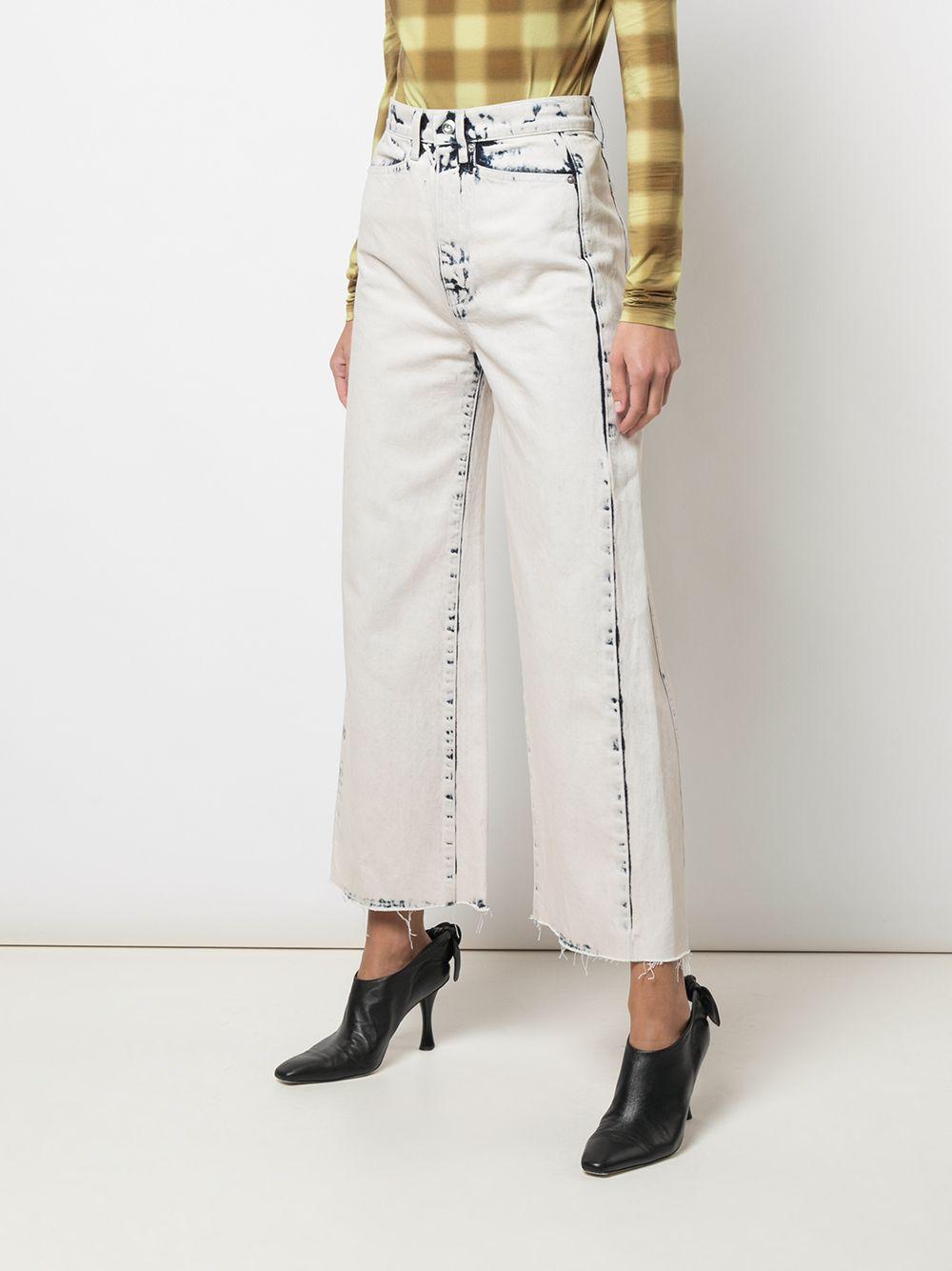 PROENZA SCHOULER Jeans crop PROENZA SCHOULER | Jeans | WL201905700457
