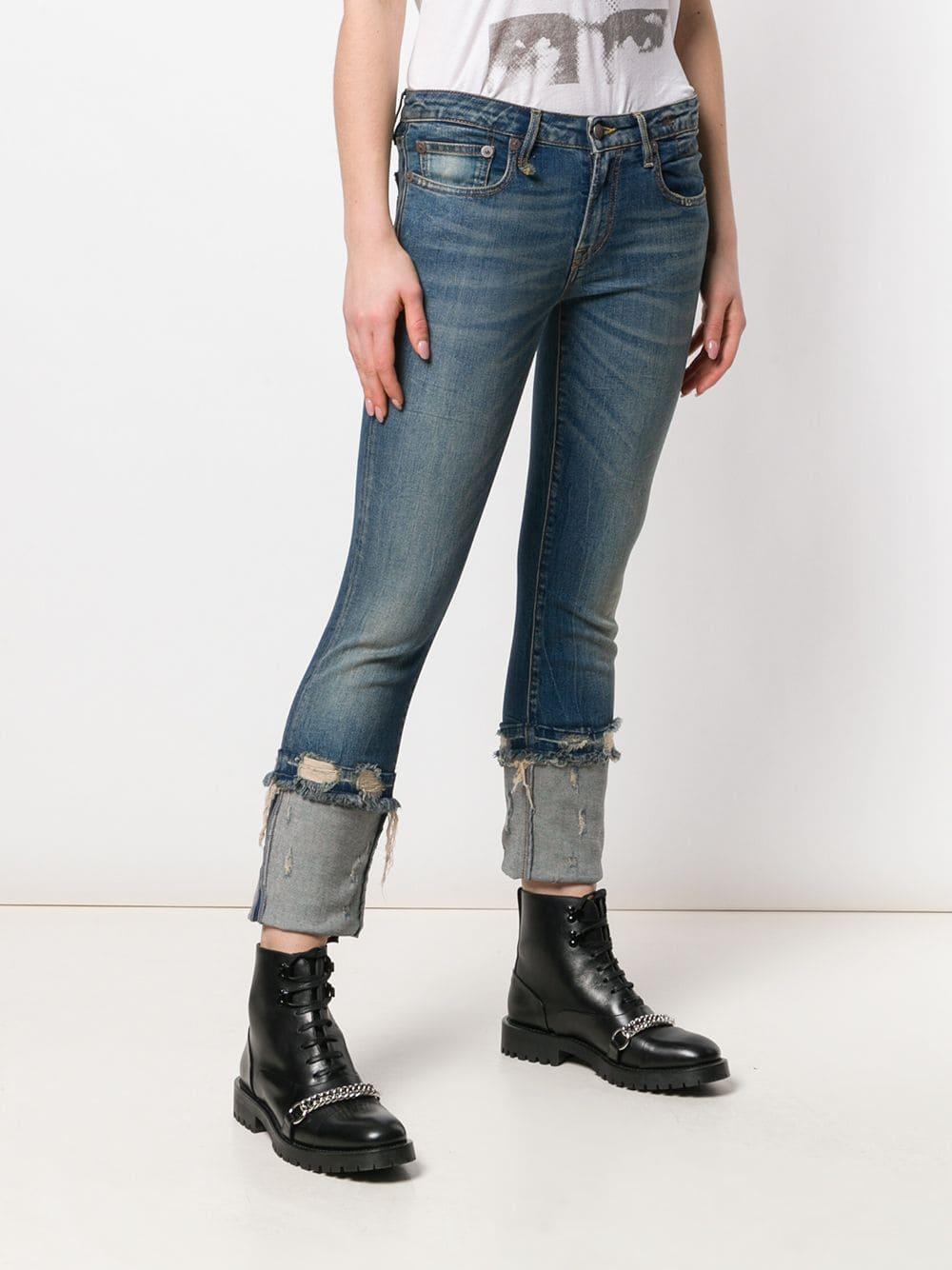 R13 Jeans R13   Jeans   R13W4034717KNSLY STRTCH