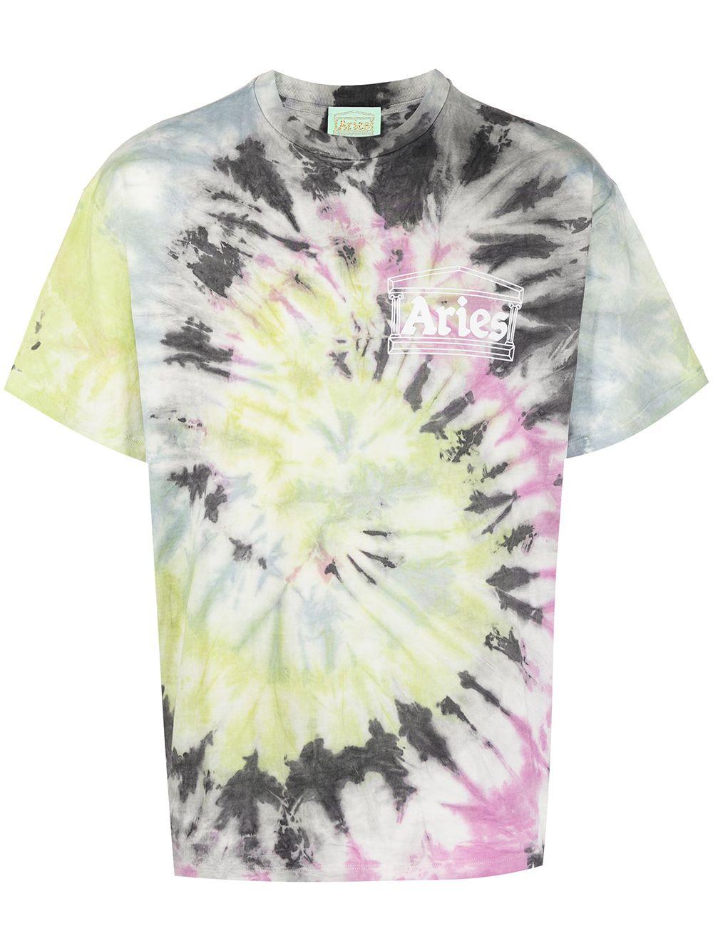 T-shirt tie dye ARIES   T-shirt   SRAR60300MLT