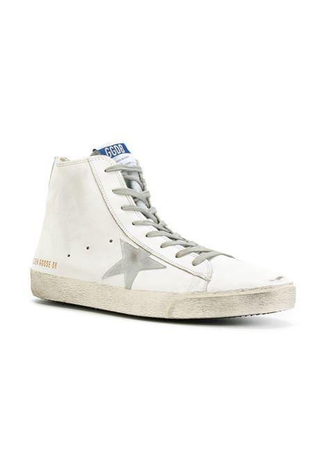 White Francy hi top sneakers GOLDEN GOOSE   GCOMS591G3