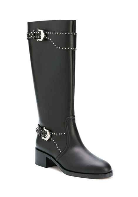 Stivali alti nero- donna GIVENCHY | BE700JE00C001