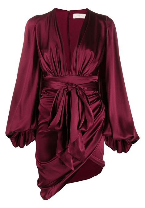 ALEXANDRE VAUTHIER  ALEXANDRE VAUTHIER | Dresses | 194DR1178BRGNDY