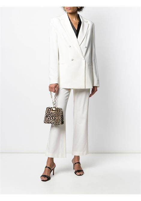 Cropped suit trousers FEDERICA TOSI | FTI19PA0820TE0015008