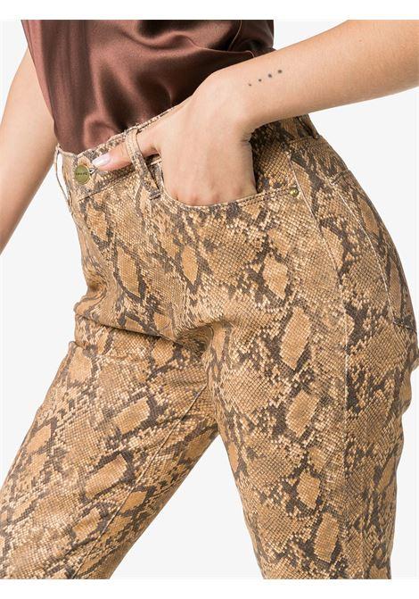 Jeans effetto Serpente FRAME DENIM   LHKCCP119PCTPY