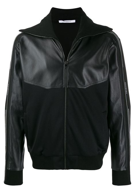 Zipped bomber jacket GIVENCHY | Outerwear | BMJ03F30AE001
