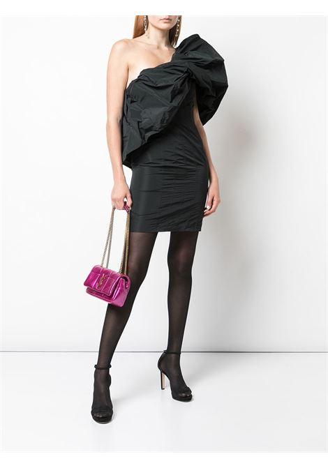 One shoulder ruffled dress GIVENCHY | BW20TD12CC001
