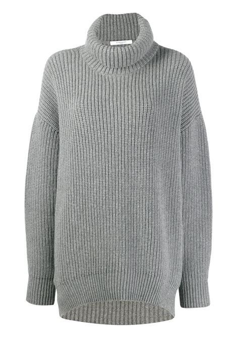 Oversized funnel-neck jumper GIVENCHY | Sweaters | BW90784Z55020