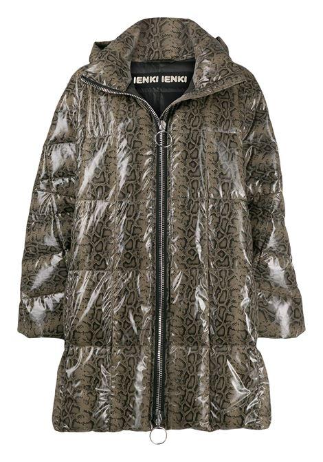 IENKI IENKI Jacket IENKI IENKI | Outerwear | CROPPEDPYRAMIDEGRY SNK