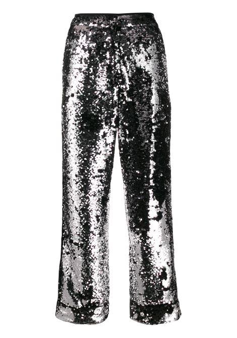 Pantaloni a vita alta Loren ITMFL | Pantaloni | LORENSLVR BLK