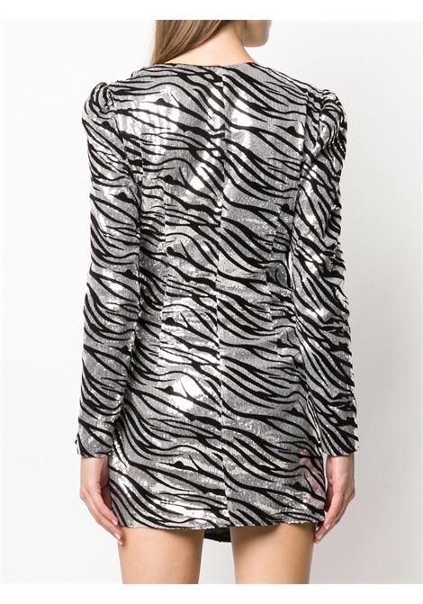 Zebra dress ITMFL | ZOESLVR ZBR