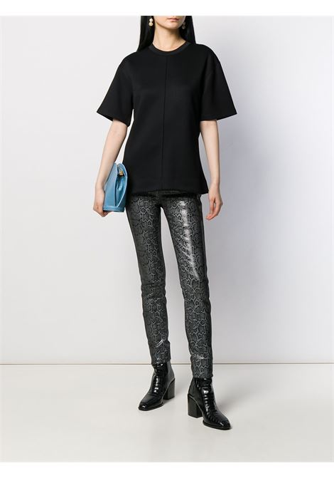 Pantaloni con effetto serpente Darcy J BRAND | JB002454J05008